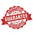 Guarantee stamp sign seal