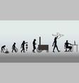 sapiens vector image