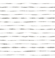 Silver striped seamless pattern vector image vector image