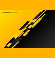 abstract technology template geometric diagonal vector image vector image
