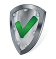 shield security concept vector image