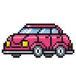 car vector image vector image