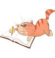 Cute Cat Cartoon Character