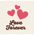 Heart shape icon Love design graphic vector image vector image