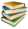 Pile of books vector | Price: 1 Credit (USD $1)