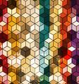 multicolored cube seamless vector image