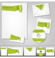 corporate design vector image vector image