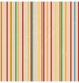 Striped grunge background vector image vector image