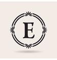 frames design templates Vintage labels and badges vector image vector image