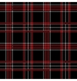 tartan seamless pattern trendy vector image