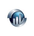 business abstract logo symbol logo concept vector image