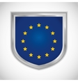 European union flag design vector image