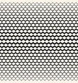 halftone seamless pattern mesh texture with vector image
