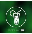 Restaurant menu symbol such logo food cafe vector image vector image