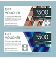 Voucher2 vector image
