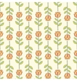 Ornate seamless pattern with the stylized vector image