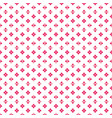 color pink dense cute little flower dots pattern vector image