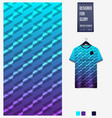 gradient abstract background jersey fabric pattern vector image vector image