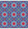 Geometric colorful seamless patterns set vector image vector image