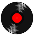 Vinyl gramophone record vector | Price: 1 Credit (USD $1)