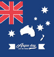 anzac day design vector image