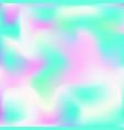 bright smooth mesh blurred futuristic pattern vector image
