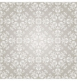 seamless christmas retro pattern vector image vector image