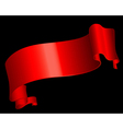 red roll vector image vector image