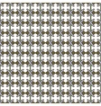 Line and cross seamless pattern 1706 vector image vector image