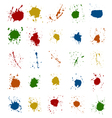 Paint splatter vector | Price: 1 Credit (USD $1)