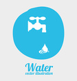 water design vector image