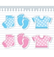 Baby stickers vector | Price: 1 Credit (USD $1)