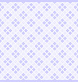 violet rounded diamond pattern seamless vector image vector image