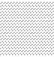 bones tilted contour vector image