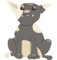 french bulldog dog cartoon vector image