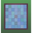 marine tiles vector image vector image