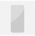 glass screen protector vector image vector image