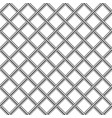 mesh grill metal chrome shiny texture seamless vector image vector image