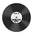 retro vinyl record concept vector image