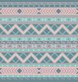 gentle geometrical seamless pattern vector image vector image