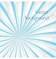 Warm rays vector image