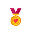medal for likes appreciation icon