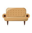 sofa icon image vector image