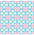 spanish tiles pattern seamless design vector image vector image