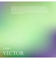 Smooth abstract colorful background - eps10 vector image vector image