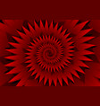 star red abstract background vector image vector image