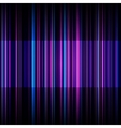 Abstract retro blue and purple stripes background vector image vector image