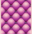 quilted pattern squares decorative vector image vector image