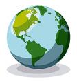 World design vector image vector image