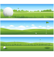 Golf background vector | Price: 1 Credit (USD $1)
